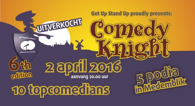 Comedy Knight-2016