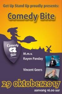 Comedy Bite 2017