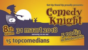 ComedyKnight 2018